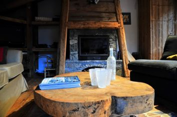 Chalet Courch